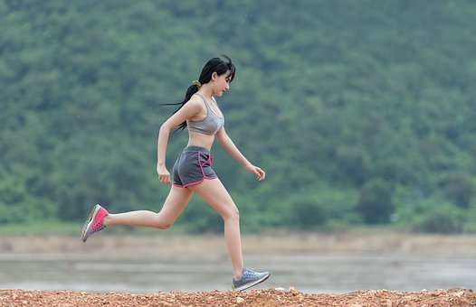 woman 1822459  340 - Running Can Withstand Several Diseases